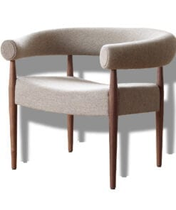 Ring Chair Nanna Jørgen Ditzel